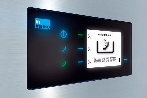Bộ điều khiển chương trình máy rửa bát Meiko